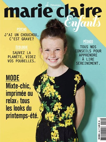 Marie Claire Enfants Magazine Subscription (France) - 2 iss/yr