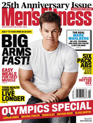 Mens Fitness Magazine Subscription (US) - 12 iss/yr