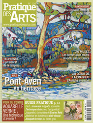 Pratiques Des Art Magazine Subscription (France) - 6 iss/yr