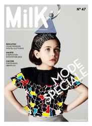 Milk Magazine Subscription (France) - 4 iss/yr