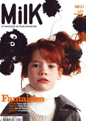 Milk Magazine Subscription (Japan) - 4 iss/yr