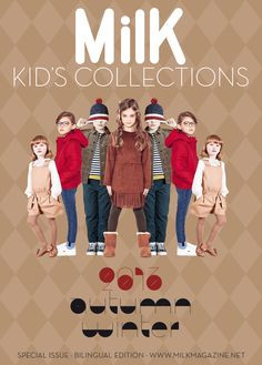 Milk Kids Collections Magazine Subscription (France) - 2 iss/yr