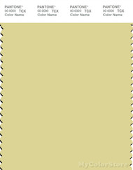 PANTONE SMART 12-0626X Color Swatch Card, Pale Star