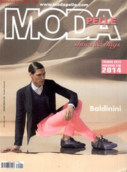 Moda Pelle Style And Project Magazine Subscription (Italy) - 2 iss/yr