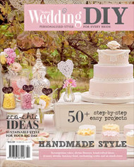 Modern Wedding DIY Magazine Subscription (Australia) - 1 iss/yr