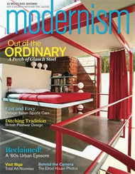 Modernism Magazine Subscription (US) - 4 iss/yr
