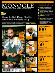 Monocle Magazine Subscription (UK) - 10 iss/yr
