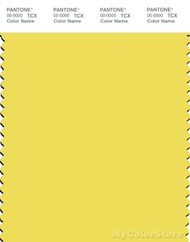 PANTONE SMART 12-0642X Color Swatch Card, Aurora