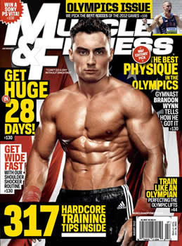 Muscle And Fitness Magazine Subscription (US) - 12 iss/yr