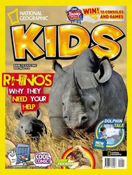 National Geographic Kids Magazine Subscription (US) - 10 iss/yr