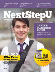 Next Step Magazine Subscription (US) - 6 iss/yr