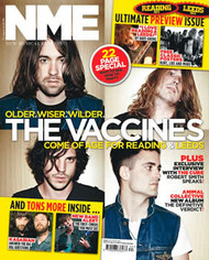 NME Special Series Magazine Subscription (UK) - 4 iss/yr