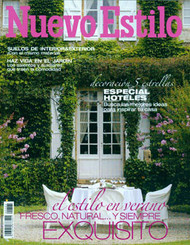 Nuevo Estilo Magazine Subscription (Spain) - 12 iss/yr