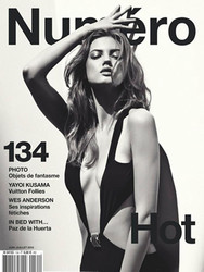 Numero Magazine Subscription (France) - 10 iss/yr