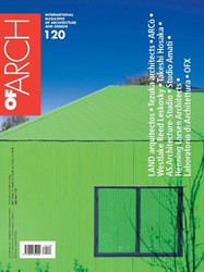 Ofarch Magazine Subscription (Italy) - 6 iss/yr
