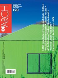 Ofarch Magazine Subscription (Italy) - 6 iss/yr