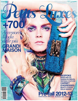 Petits Luxes Magazine Subscription (Italy) - 4 iss/yr