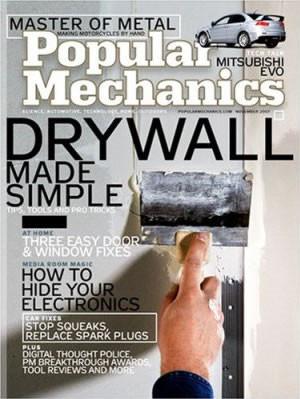 Popular Mechanics Magazine Subscription (US) - 12 iss/yr