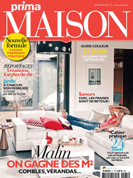 Prima Maison Magazine Subscription (France) - 7 iss/yr