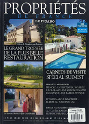 Propriete De Magazine Subscription (France) - 6 iss/yr