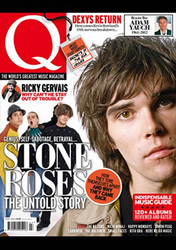 Q Magazine Subscription (UK) - 12 iss/yr