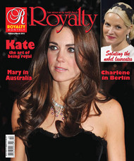 Royalty Magazine Subscription (UK) - 12 iss/yr