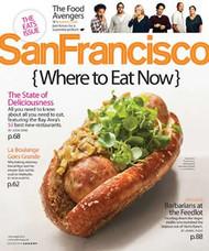 San Francisco Magazine Subscription (US) - 12 iss/yr