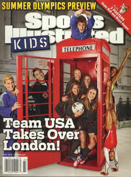 Sports Illustrated For Kids Magazine Subscription (US) - 13 iss/yr
