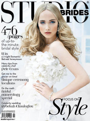 Studio Brides Magazine Subscription (Australia) - 2 iss/yr