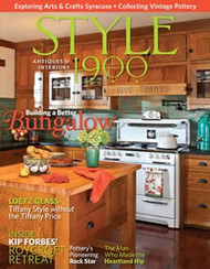 Style 1900 Magazine Subscription (US) - 4 iss/yr