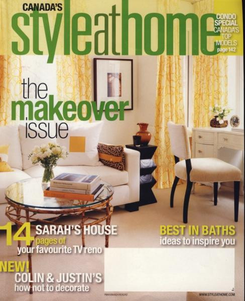 Style At Home Magazine Subscription Canada