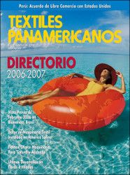 Textiles Panamericanos Magazine Subscription (US) - 6 iss/yr