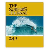 The Surfers Journal Magazine Subscription (US) - 6 iss/yr