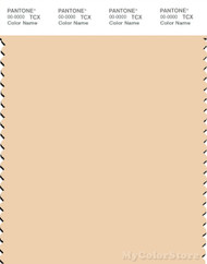 PANTONE SMART 12-0813X Color Swatch Card, Autumn Blonde