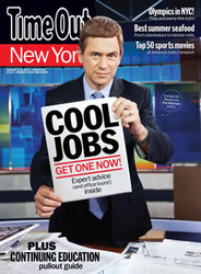 Time Out New York Magazine Subscription (US) - 47 iss/yr