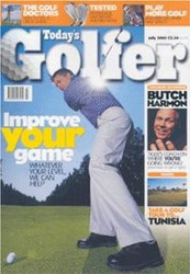 Todays Golfer Magazine Subscription (UK) - 12 iss/yr