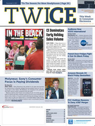 Twice Magazine Subscription (US) - 29 iss/yr