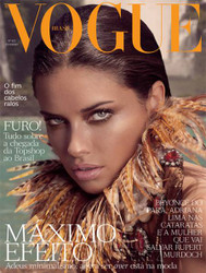 Vogue Brasil Magazine Subscription (Brazil) - 12 iss/yr