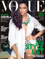 Vogue Magazine Subscription (India) - 12 iss/yr