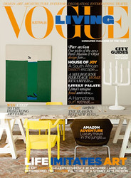 Vogue Living Magazine Subscription (Australia) - 7 iss/yr