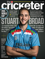 Wisden Cricket Monthly - Aka Cricketeer Intl Magazine Subscription (UK) - 12 iss/yr