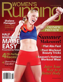 Womens Running Magazine Subscription (US) - 6 iss/yr