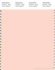 PANTONE SMART 12-1010X Color Swatch Card, Scallop Shell