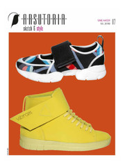 Arsutoria Sketch & Styles Sneaker 4 iss/yr