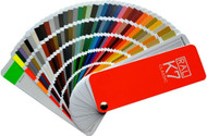 RAL K7 Classic Colour Chart | New RAL Fan style guide
