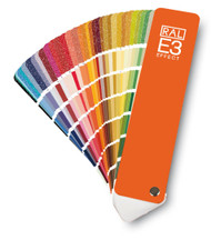 RAL E3 Colour Fan Guide | Includes all 490 RAL EFFECT colours