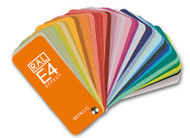 RAL E4 Colour Fan Deck | 70 RAL EFFECT Metallic Colors Guide