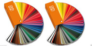 RAL K5 Classic Colour Guide | Glossy & Semi-Matte Set of 2