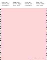 PANTONE SMART 12-1310X Color Swatch Card, Blushing Bride