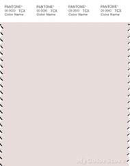 PANTONE SMART 12-2103X Color Swatch Card, Almost Mauve
